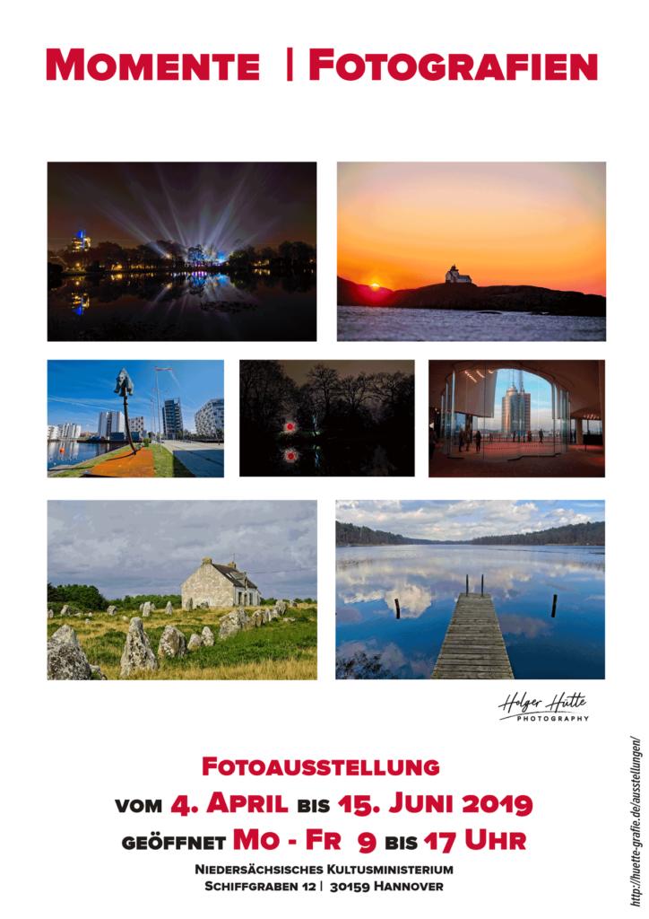 Fotoausstellung: Momente | Fotografien